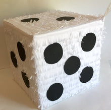 Load image into Gallery viewer, White Dice Pinata