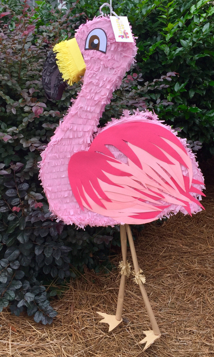 Custom Order Flamingo Pinata