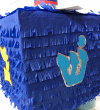 Load image into Gallery viewer, Ready to Ship Dreidel Pinata more Colors Available