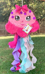 Ready to Ship! 2-D Jellyfish Pinata Under the Sea Theme