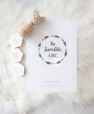 The Incredible ABC - Seconds Sale (Damaged Book)