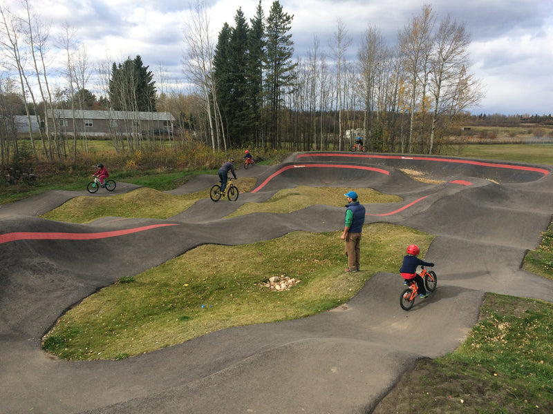 Alberta Bike Parks for Kids List - Pumptracks, flow trails, BMX and more - Updated Fall 2019