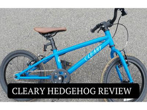 "Rascal Rides - The Cleary Hedgehog 16"" Review"