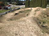 Sechelt pump track - great for kids bikes