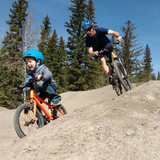 Kids Bikes Canada Canmore bike park