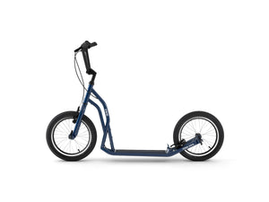 Blue adult S1616 Yedoo scooter, kickbike