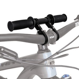 Kids ride Shotgun Handlebar