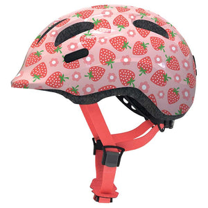 ABUS girl boy little kids helmet strawberry