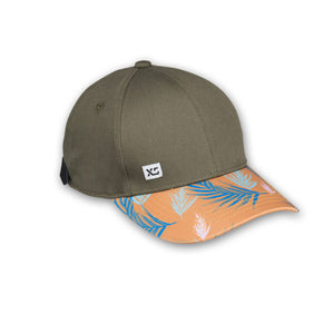 Classic khaki tropical adult hat