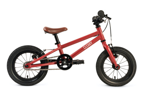 Red Little Kids Bike 12