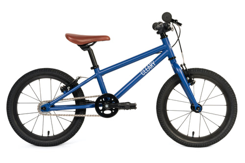 Blue Kids Bike Cleary 16
