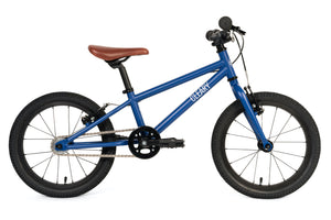 "Blue Kids Bike Cleary 16"" Hedgehog Single Speed"