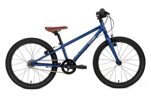 "Blue Kids Bike 20"" Cleary Owl 3-Speed geared Bike with internal gear hub"