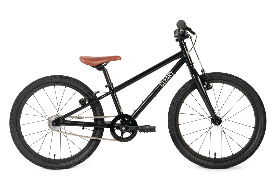 Black Kids Bike 20