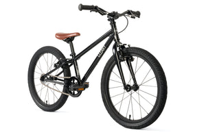 "Black Kids Bike 20"" Cleary Owl Single Speed Pump tack Bike"
