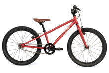 "Red Kids Bike 20"" Cleary Owl Single Speed Pump tack Bike"