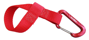TowWhee Bike bungy tow strap quick loop and biner