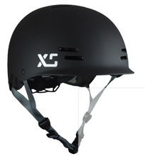 Kids and adults bike and skateboard helmet Matte Black - by XS Unified