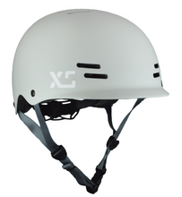 Kids and adults bike and skateboard helmet Matte Grey - by XS Unified