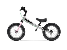 Aluminum Yedoo YooToo child's balance bike pink fork - similar to Strider run bike for kids