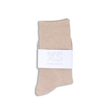 Bone Sparkle sock by XS Unified