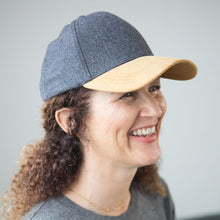 wool classic adult hat by XS Unified on woman
