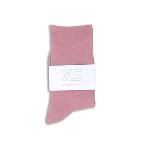 Pink Sparkle sock by XS Unified