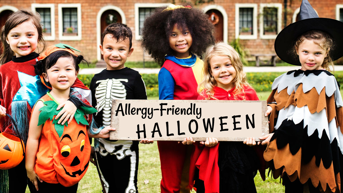 7 Steps to an Allergy-Friendly Halloween