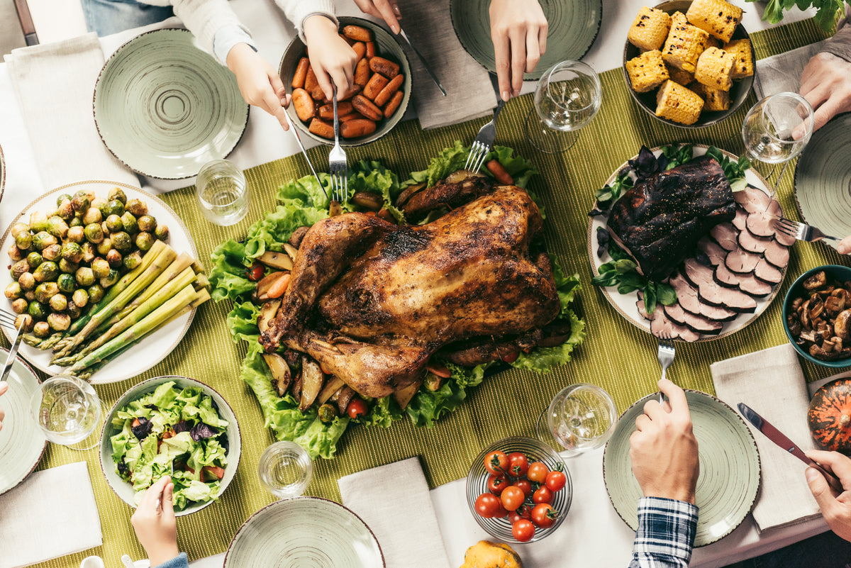 Thanksgiving 101: Cooking an Allergen-Free Meal You Can Be Grateful For