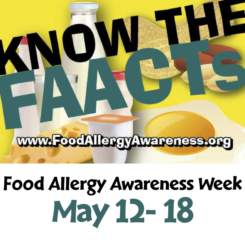 Understanding Food Allergies for Food Allergy Awareness Week
