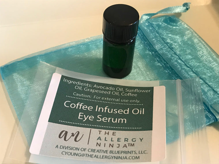 Coffee Infused Oil Eye Serum