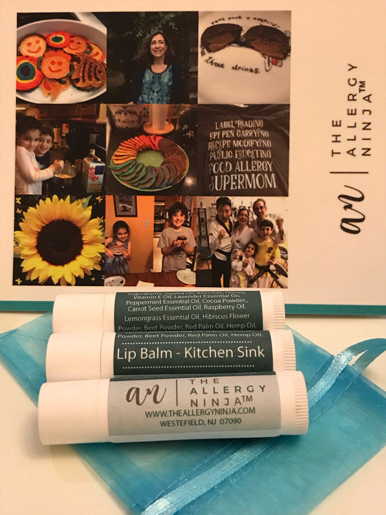 Kitchen Sink Lip Balm