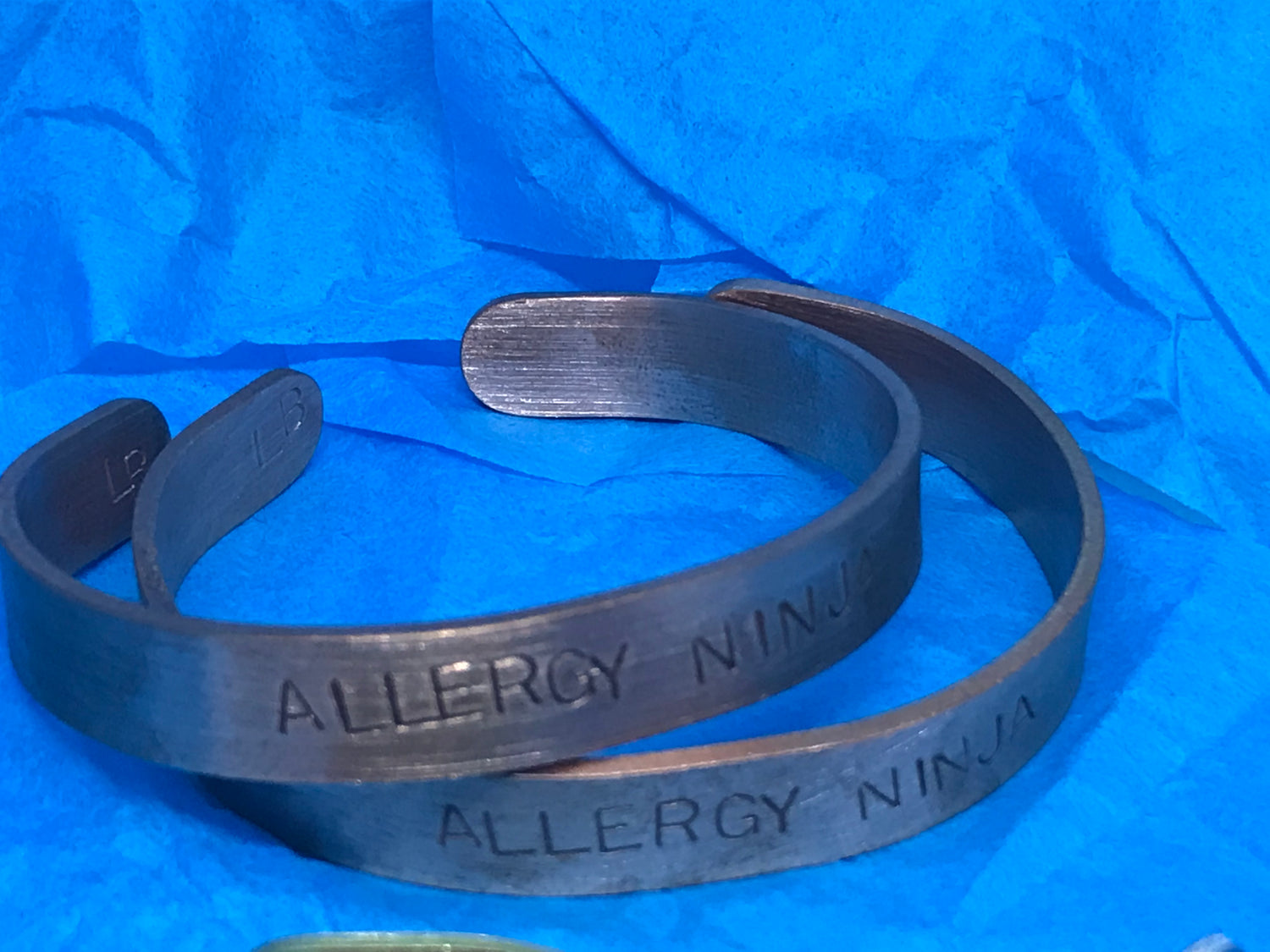 Allergy Ninja Bracelet - Pure Copper
