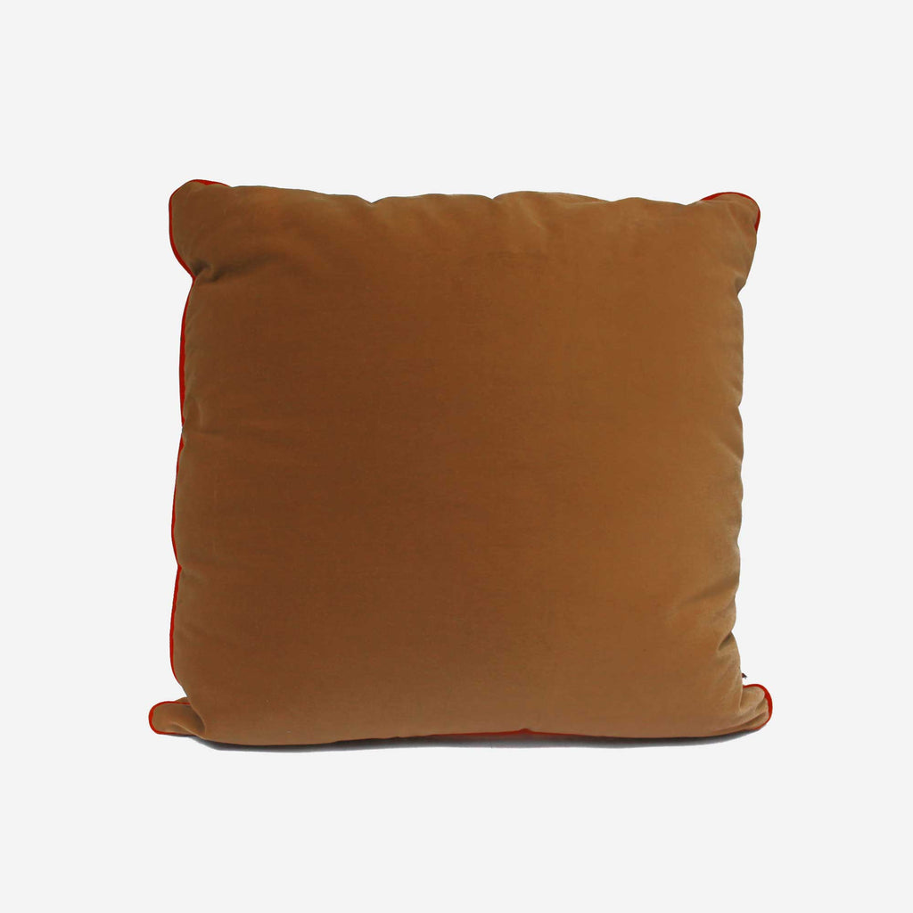 513 Artizen Range | L'Alchemist Collection - Brown Cushion