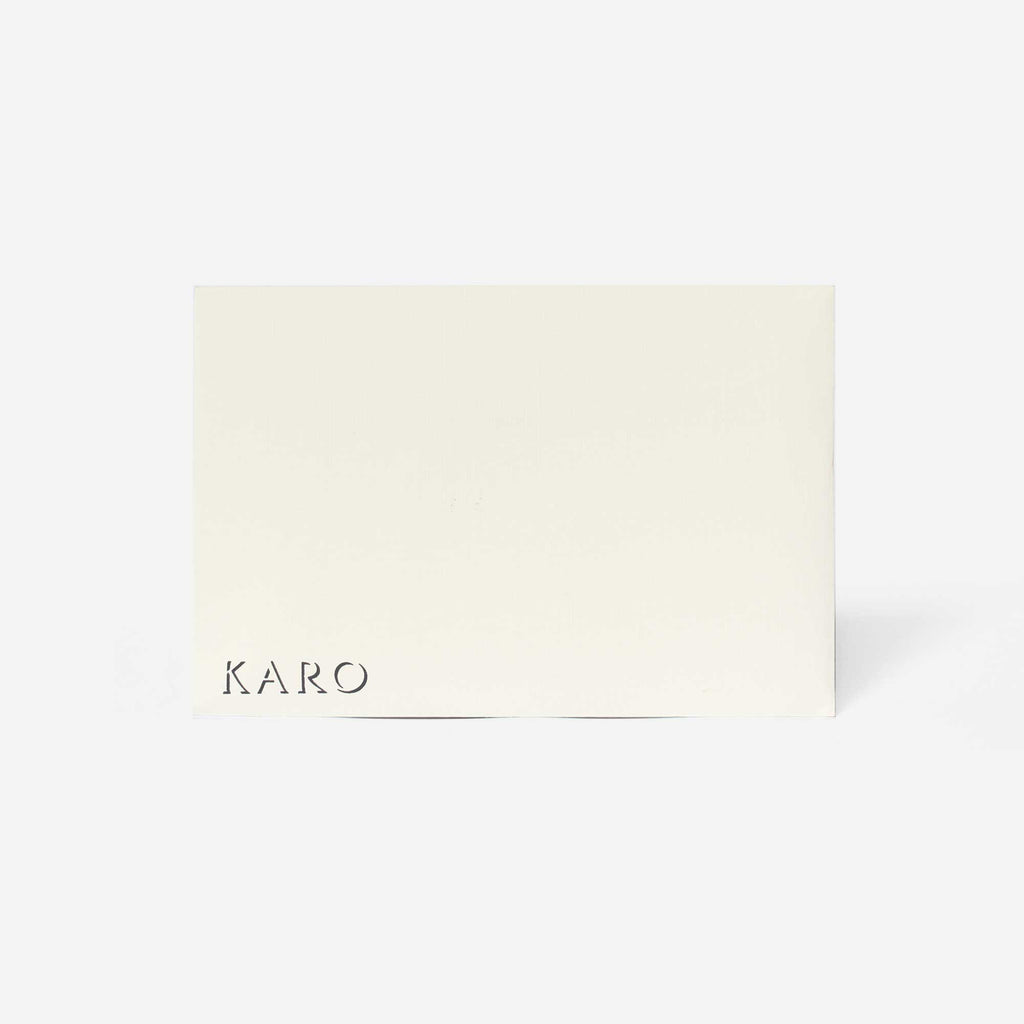 Colour Chart - Karo