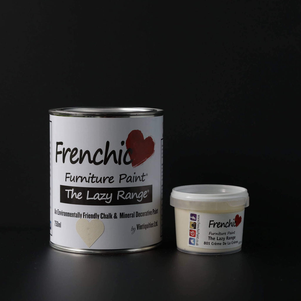 Furniture Paint | The Lazy Range - Crème De La Crème