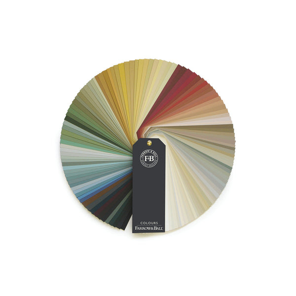 Farrow and Ball | Colour Chart