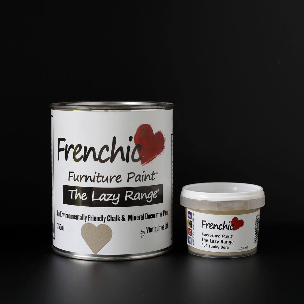 Furniture Paint | The Lazy Range - Funky Dora