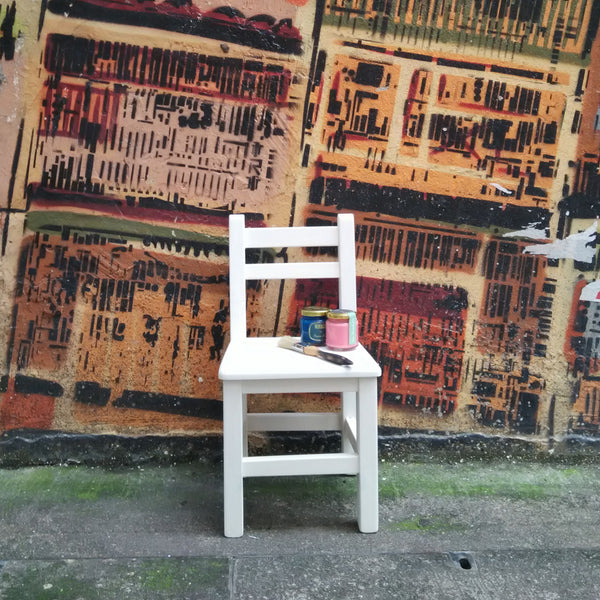 Kid's Chair Painting