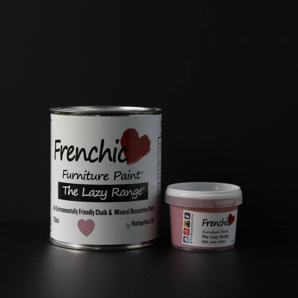 Furniture Paint | The Lazy Range - Love Letter