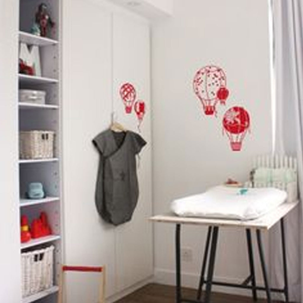 Marguerite & Gribouilli | Balloons Wall Sticker