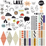 Mimi'lou | Happy pin board Sticker