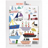 Mimi'lou | Just a touch - Boats sticker