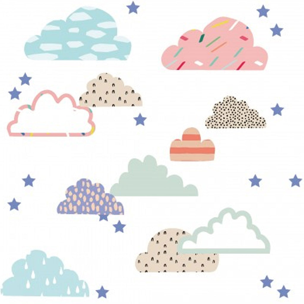 Mimi'lou | Just a touch - Cloudy sticker