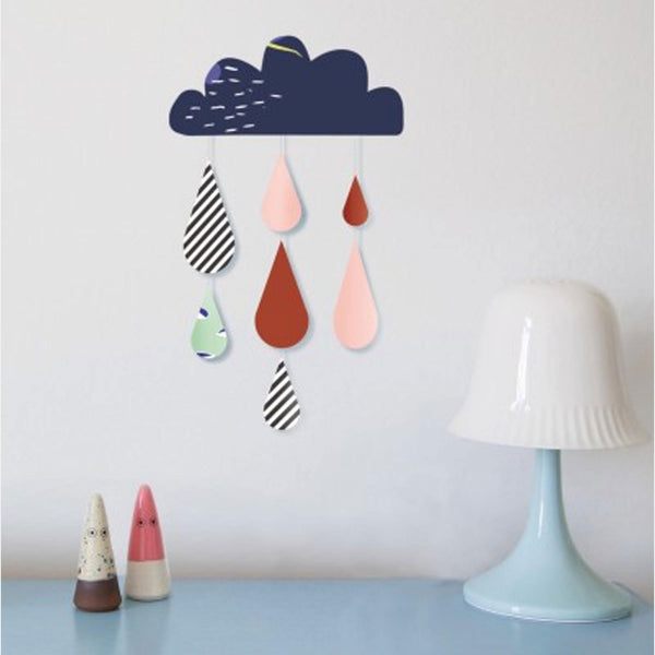 Mimi'lou | Just a touch - Moblie nuage sticker