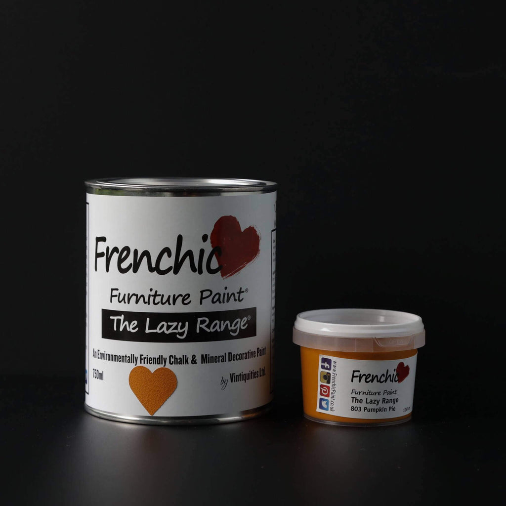 Furniture Paint | The Lazy Range - Pumpkin Pie
