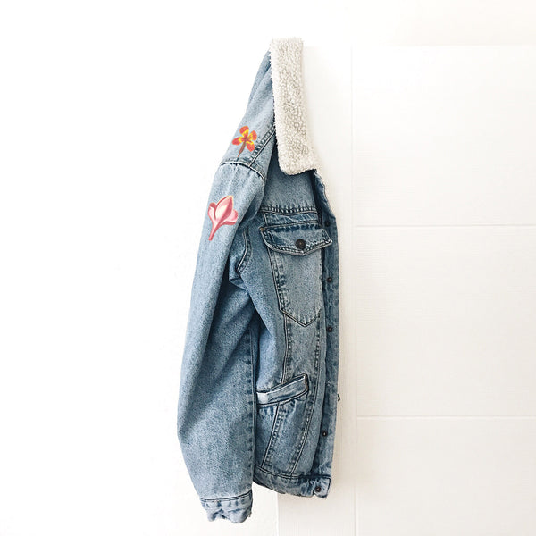 Denim Revamp- Bring your own Denim garment
