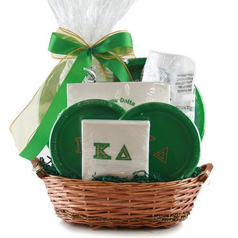 KD - Kappa Delta - Greek Gift Basket