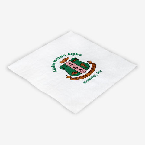 AKA - Alpha Kappa Alpha - Dinner Napkins (20ct)