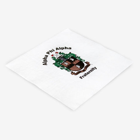 APA - Alpha Phi Alpha - Dinner Napkins (20ct)
